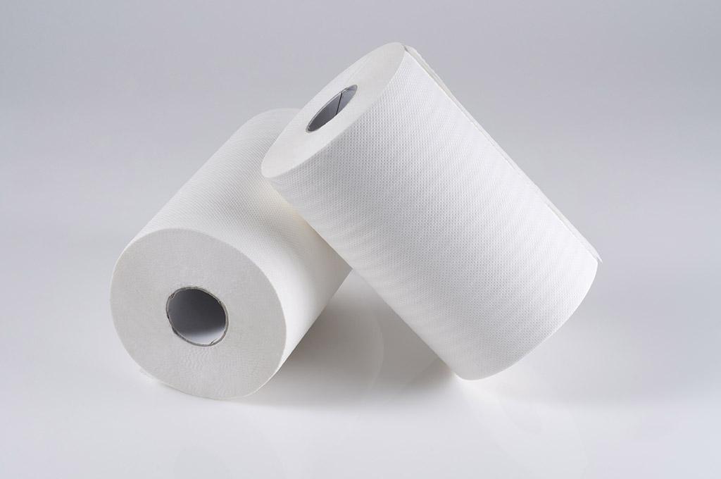 Asciugamano Microincollato